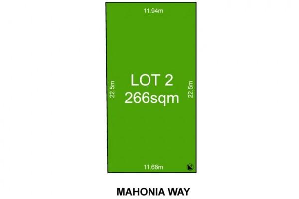 1 Mahonia Way 010921