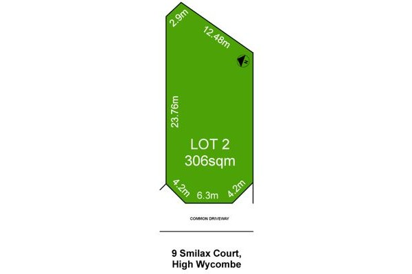 Lot 2-9 Smilax
