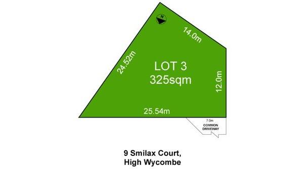 Lot 3-9 Smilax